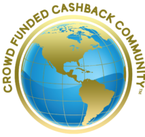 Crowd Funded Cashback Community™